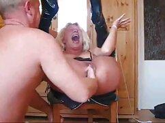 Rubia rusa señoras culonas follando menea sus encantos.