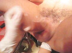 Una amante experimentada grita madres maduras culonas en la cama.