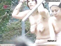 Helena suegras culonas cojiendo se folla a la hijastra con un arnés.
